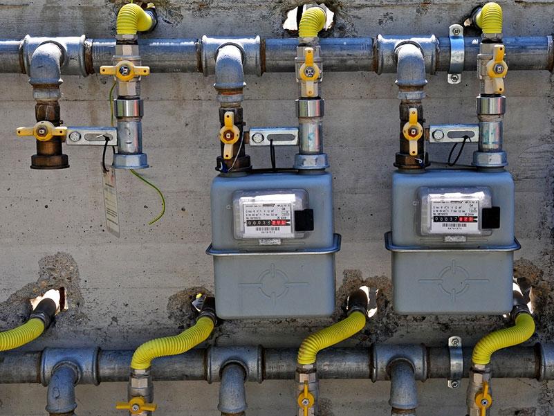 posizione contatore gas