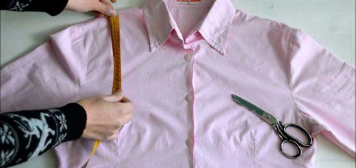 Come stringere una camicia