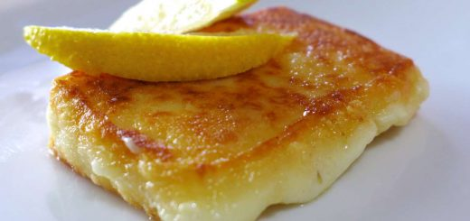 Ricetta saganaki
