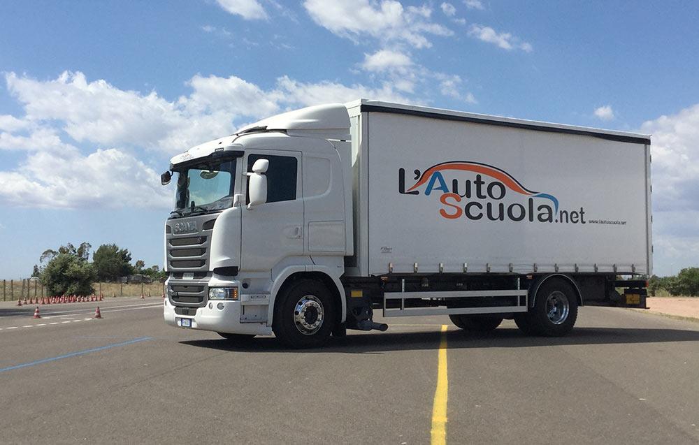 patente C per camion